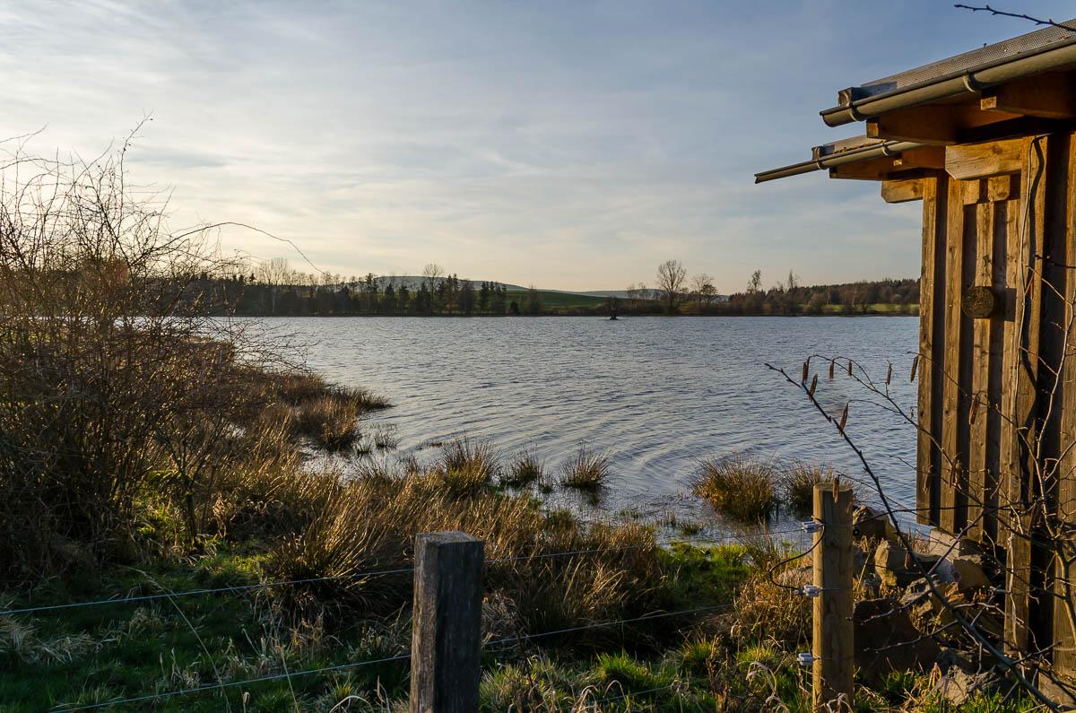 Ober Mooser Teich Walter-Kress-Huette